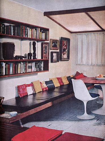 1960, Wohnzimmer:Büro, Better Homes&Garden