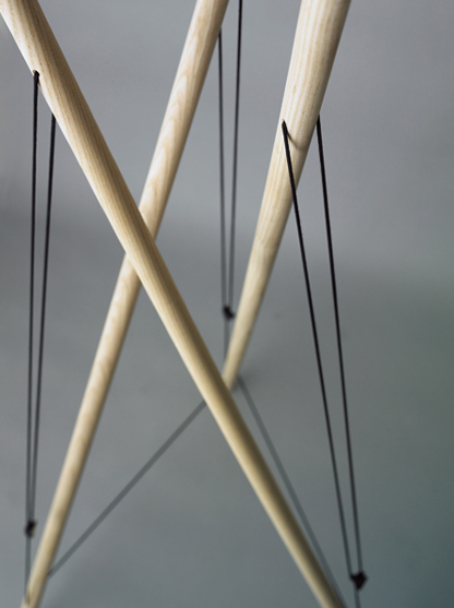 Studio Hervé StauffacherBenz Coat Balance - Designer coat rack