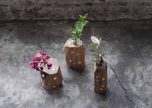 Stampel-vases